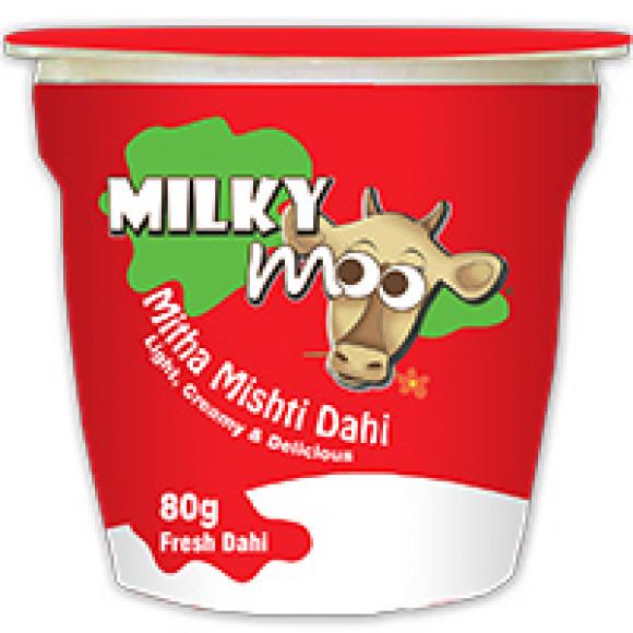 Misti Doi - Light,Creamy & delicious - 80GM