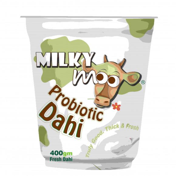 Probiotic Dahi - Truly Good, Thick & Fresh -400GM