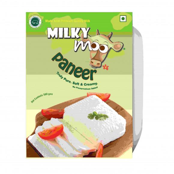 Paneer - Soft and Creamy -500GM