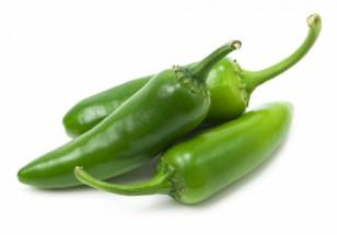 Organic Bullet  Green Chilli - কাঁচা লঙ্কা