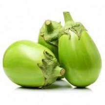 Organic Green Brinjal