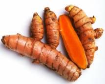 Organic Turmeric Raw