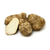 Organic Taro Root - মুখিকচু